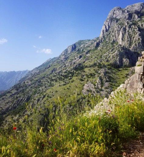 Stunning nature of Montenegro